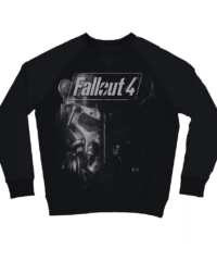 Mikina Fallout 4 – Black Sweater
