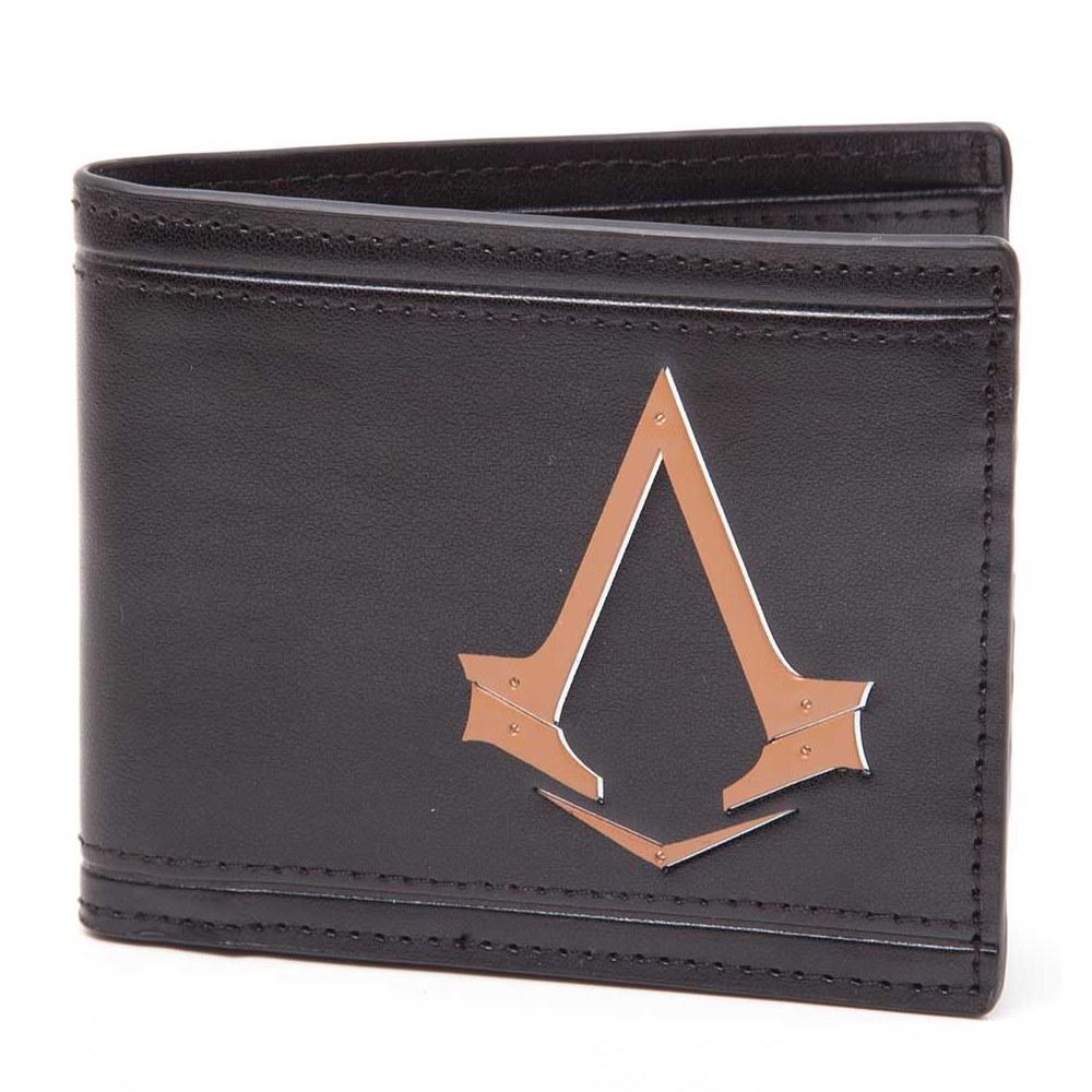 Peněženka Assassin's Creed Syndicate s bronzovým logem