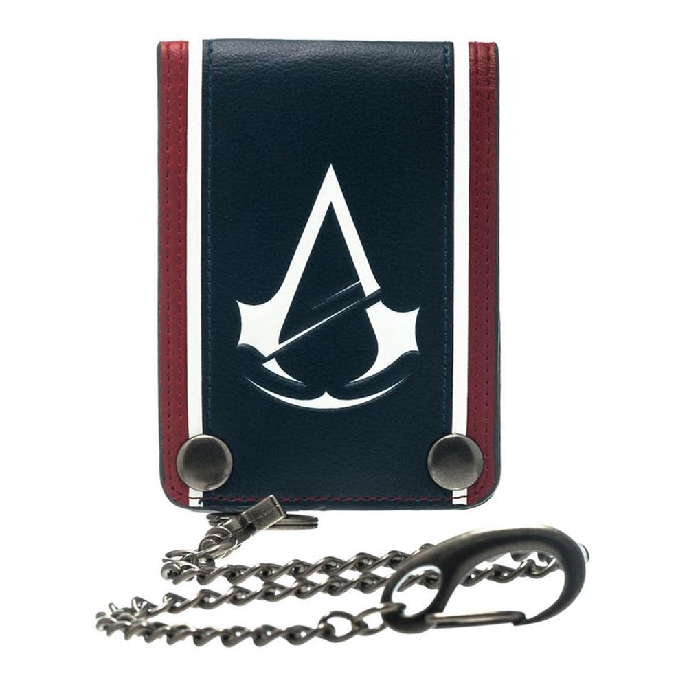 Peněženka Assassins Creed - Unity Bifold Allover Print Inside