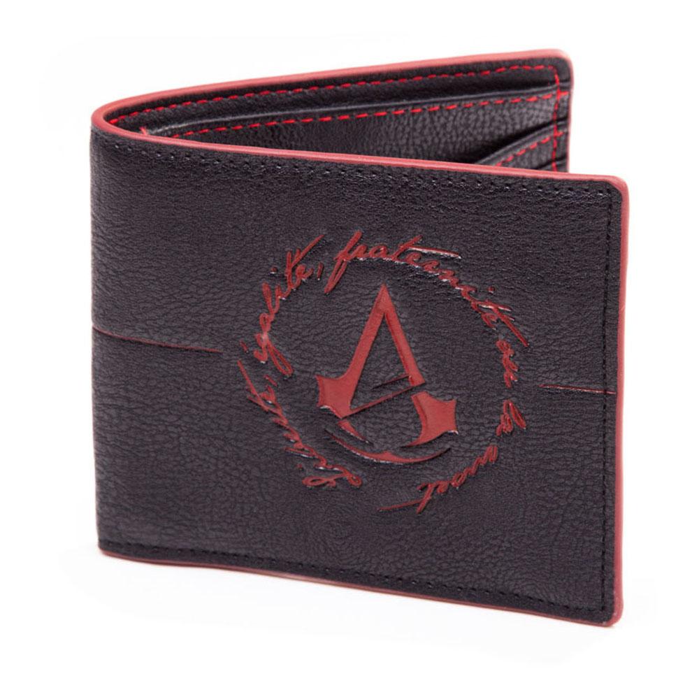 Peněženka Assassins Creed - Unity Bifold Red