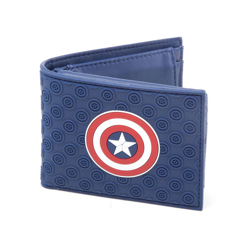 Peněženka Captain America Civil War Shield Logo