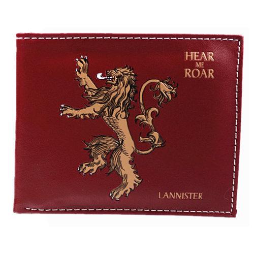 Peněženka Game of Thrones - Lannister