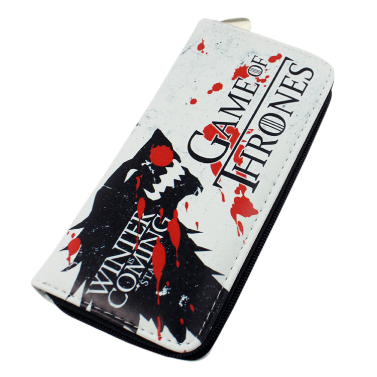 Peněženka Game of Thrones - Stark (větší)