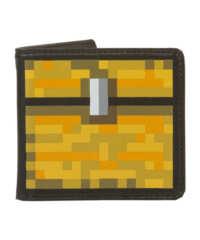 Peněženka Minecraft – Truhla