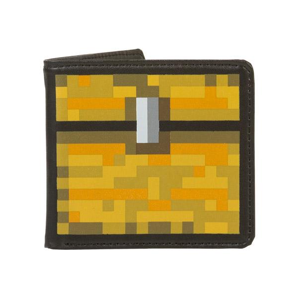 Peněženka Minecraft - Truhla