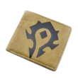 Peněženka World of Warcraft – Horda (světlá)