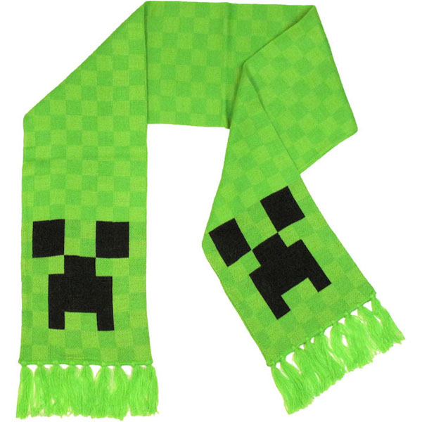 Šála Minecraft - Creeper