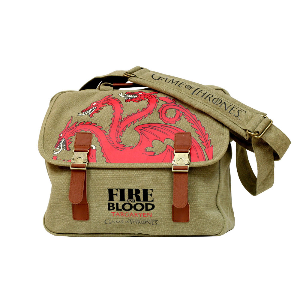 Taška Game of Thrones - Fire and Blood De Luxe