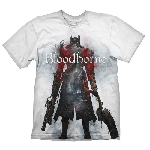 Tričko Bloodborne - Hunter Street