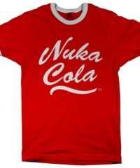 Tričko Fallout Nuka Cola Logo