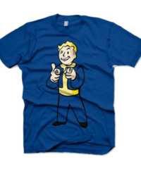 Tričko Fallout Nuka Vault Boy Charisma