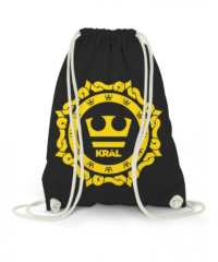 Jirka Král vak černý