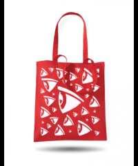 Nejsledovanější taška červená