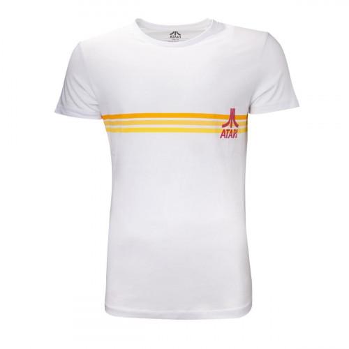 Tričko Atari - Striped Logo