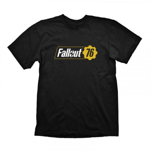 Tričko Fallout 76 - Logo