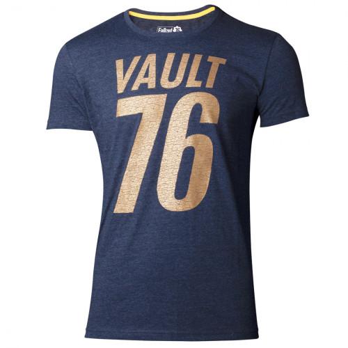 Tričko Fallout - Vault 76