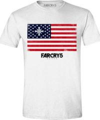 Tričko Far Cry 5 – Cult Flag