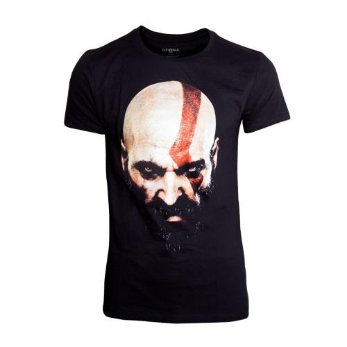 Tričko God of War - Kratos Face