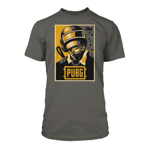 Tričko PUBG - Hope Poster